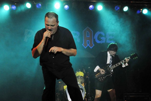 PowerAge ACDC Tributeband